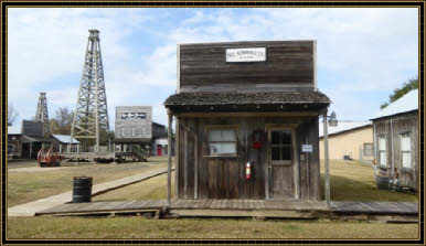 Spindletop-Gladys City Boomtown