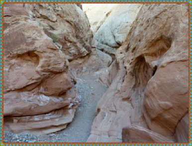 Little Wildhorse Canyon